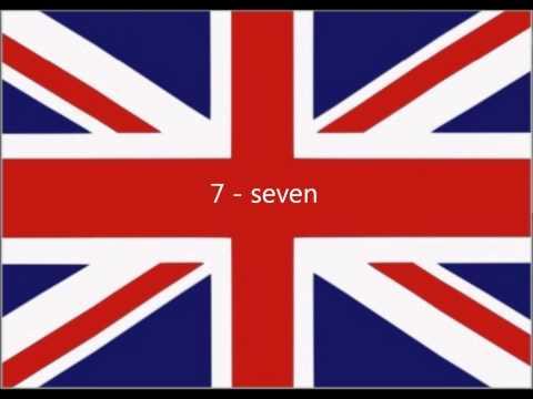ภาษาอังกฤษ: วิธีการออกเสียงตัวเลขในภาษาอังกฤษ 1-10