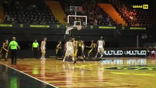 Highlights Obras Basket 91-86 Comunicaciones (13-02-18)