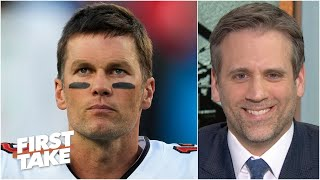 Max isn't confident Tom Brady's can win his 8th Super Bowl | First Take