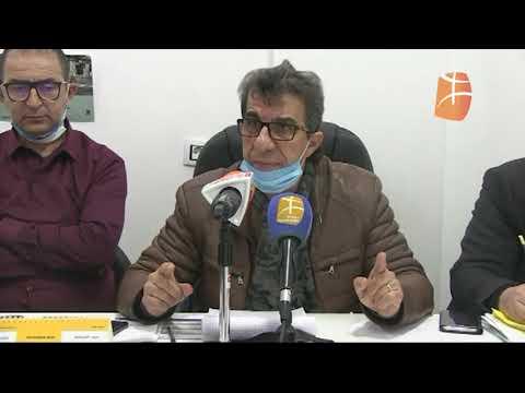 MOBejaia: Point de presse de Benai Arab après sa réélection à la tête du CSA/MOB
