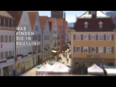 Reutlingen - Wo Leben Stadt findet