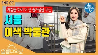 서울 이색박물관(Seoul's unique museum…