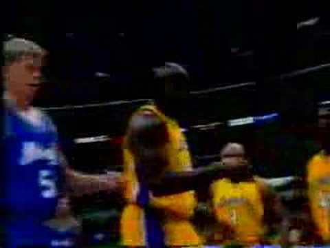NBA Top 10 Blocks of 1998/1999 season