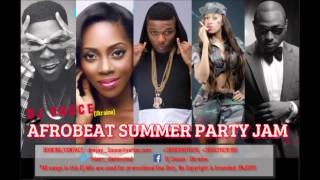 2015 AFROBEAT PARTY MIX. DJ SAUCE - UKRAINE