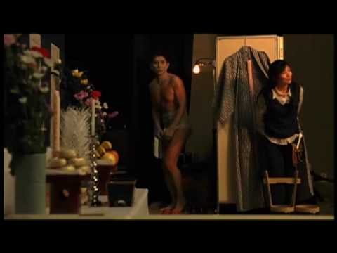 DEPARTURES - The trailer of a 2008 Japanese film
