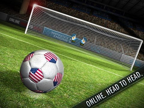 Soccer down 2014 Android & iPhone  iPad iOS GamePlay