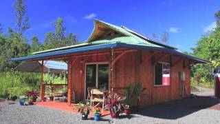 Growing Together: Tiny Bamboo Bungalow - Puna 352