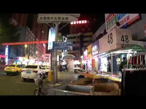 Duran AquaCam China Dongguan Zhanmutou Downtown Video 20141209