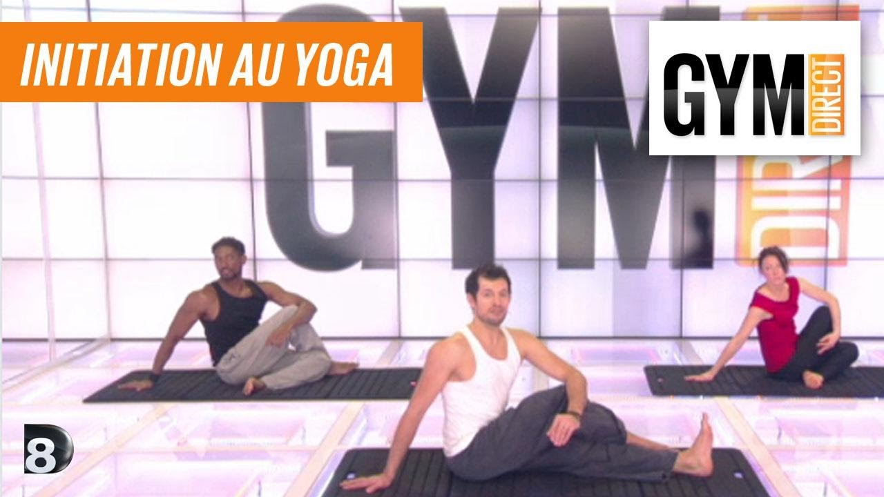 Exercices de yoga - Yoga 3 - YouTube