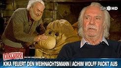 KIKA FEUERT DEN WEIHNACHTSMANN | ACHIM WOLFF PACKT AUS