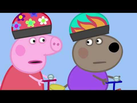 გოჭი პეპა | Свинка Пеппа | Грузинский язык