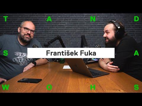 František Fuka: Dříve byli na internetu inteligentní lidé...