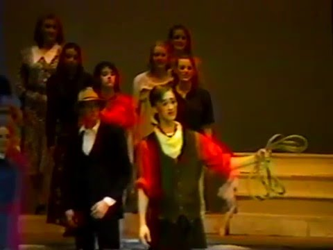 1997 Harrison HS musical - The Will Rogers Follies