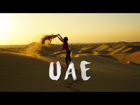 Dubai & Abu Dhabi 2017 4K (GoPro HERO 6)