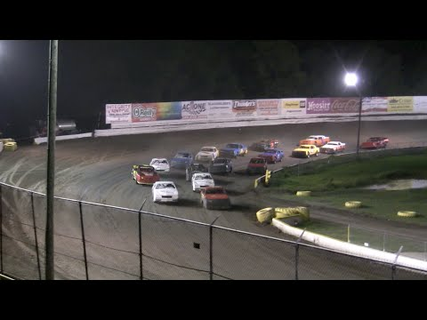 V8 Thunder Stocks - Volusia Speedway Park 8-20-16