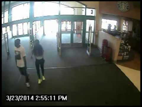 Couple Wanted in Credit/Gift Card Scheme