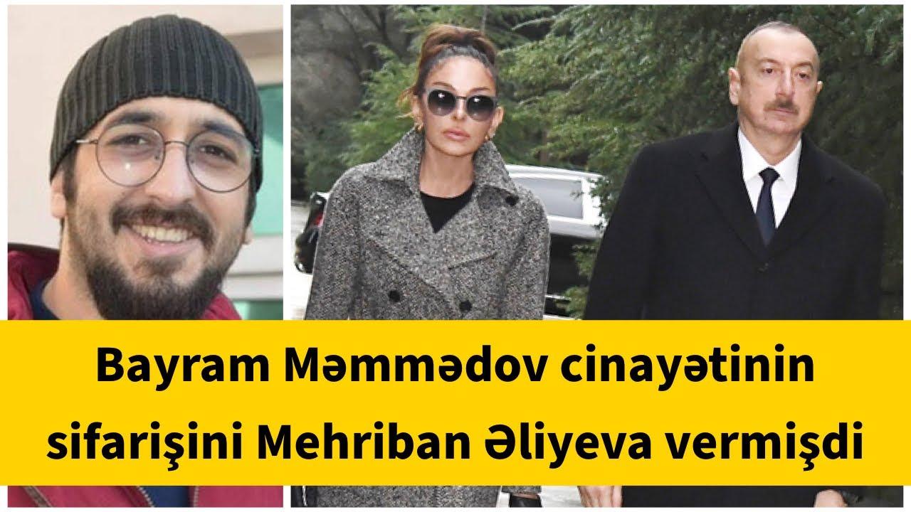 Bayram Məmmədov cinayətində İlham Əliyevin əl izi var!