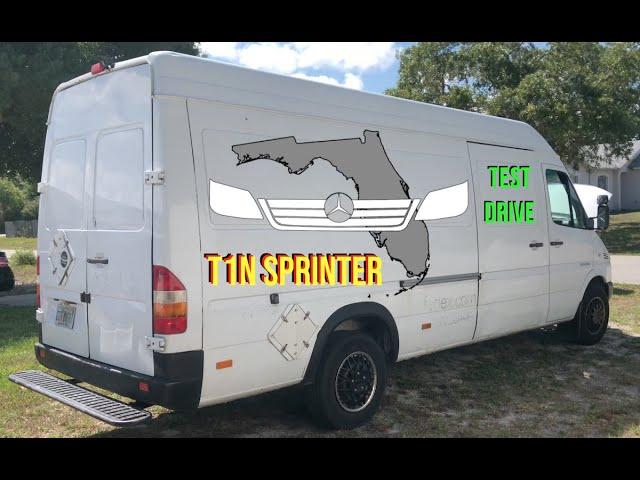 T1N Sprinter Antifreeze Leak, Sometimes It Is The Obvious Stuff.