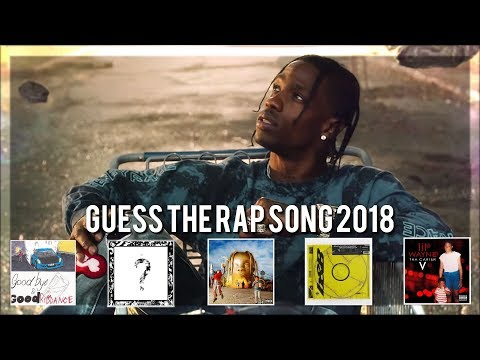 GUESS THE RAP SONG (2018 EDITION) PART 6