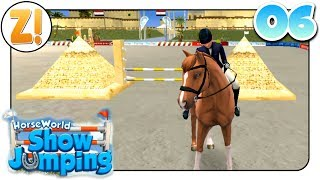 HorseWorld Springreiten: Mit neuem Pferd nach Kairo #6 | Let's Play [DEUTSCH]