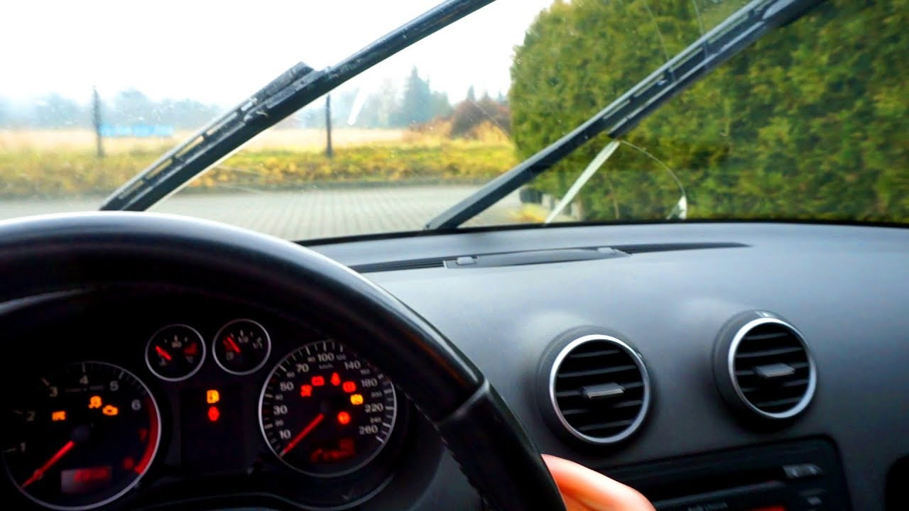 Audi A3 8p Wipers Service Position