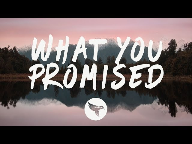 Fairlane & Zack Gray - What You Promised (Lyrics)