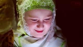 Внучка Адама Делимханова, поёт нашид ему на день рождение!!!