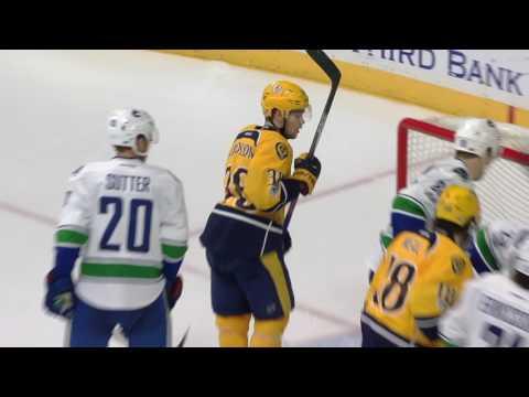 Vancouver Canucks vs Nashville Predators | NHL | 07-FEB-2017