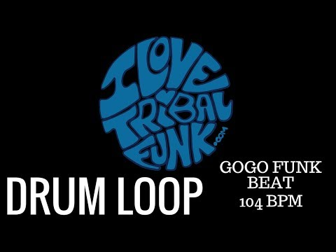 GOGO FUNK BEAT 104 BPM