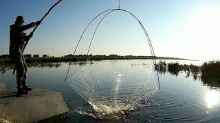 Я всё-таки его поймал... Рыбалка на Паук (подъёмник). Видео 2020 ( САЗАН КАРАСЬ)