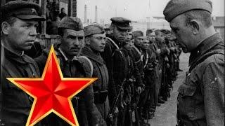 Если завтра война - Песни военных лет - Лучшие фото - Если завтра война, если завтра в поход ...
