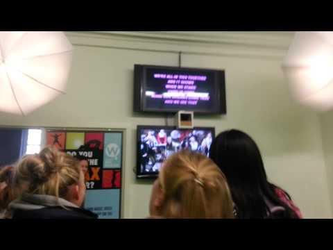 Wax Museum in Dublin - Karaoke