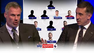 Jamie Carragher and Gary Neville pick their MNF Awards of the Season! 🏆