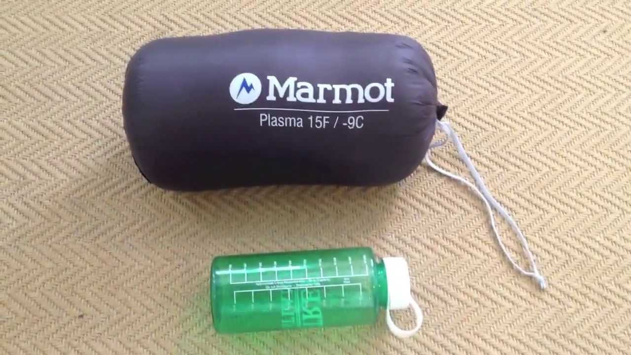 Thru Hike Review Marmot Plasma 15 Sleeping Bag
