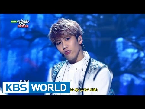 BOYFRIEND (보이프렌드) - WITCH [Music Bank Year-end Chart Special / 2014.12.19]