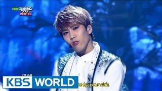 BOYFRIEND (보이프렌드) - WITCH [Music Bank Year-end Chart Special / 2014.12.19]