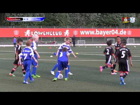 Freundschaftsspiel U8 Bayer 04 Leverkusen vs. FC Deetz