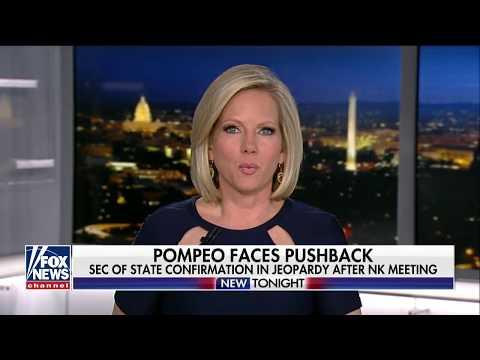 Senator Cory Gardner on Mike Pompeo\'s confirmation battle