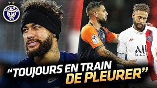 Neymar AGACE les Montpelliérains - La Quotidienne #594
