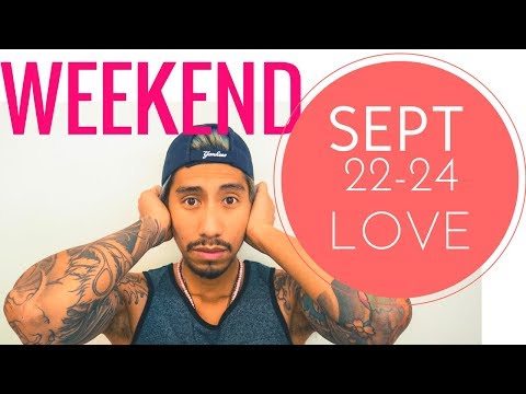 TAURUS WEEKEND LOVE SEPTEMBER 22-24 TAROT READING
