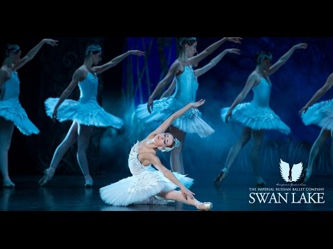 BTS The Imperial Russian Ballet Company - Swan Lake Ballet