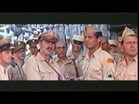 Joe Butterfly 1957  Audie Murphy, George Nader, Keenan Wynn ,  Comedy,Public Domain