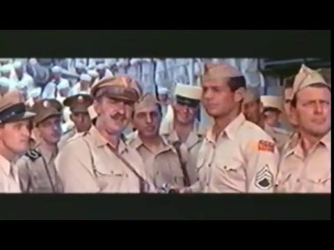 Joe Butterfly 1957  Audie Murphy, George Nader, Keenan Wynn ,  Comedy,Public Domain