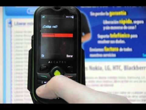 Liberar Alcatel OT-606, desbloquear Alcatel OT-606 One Touch CHAT de Vodafone - Movical.Net