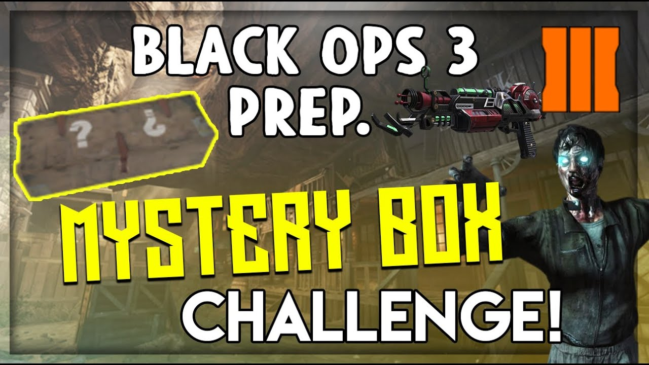 Where Is The Fuse Box In Zombies Black Ops : Cod bo prep buried quot mystery box challenge black ops