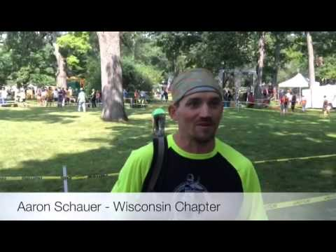 2014 ITCC Milwaukee-Aaron Schauer Wisconsin Chapter Rep