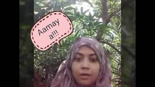 Sexy Girl in Sylhet City