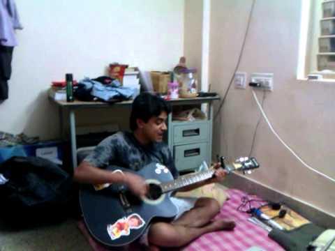 Tujhe Sochta Hoon  | Guitar Cover By Anupam Sinha