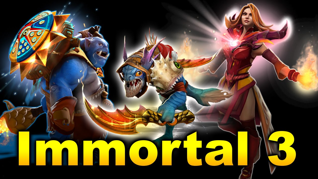 Dota 2 Immortal 14: The International 2016 Dota 2