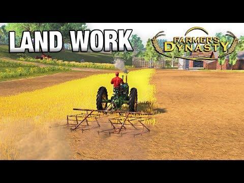LAND WORK | Farmer's Dynasty | Ep 12